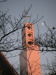 moon over church.JPG